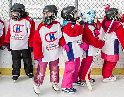 La Fondation des Canadiens pour l'enfance