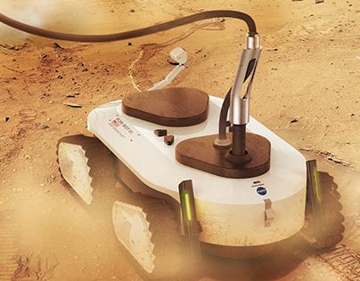 MARS 3D PRINTED HABITAT - NASA Centennial Challenge