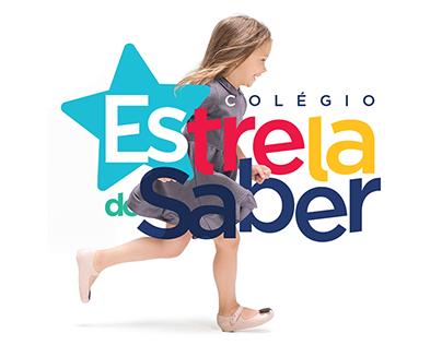 Colégio Estrela do Saber - Redesign