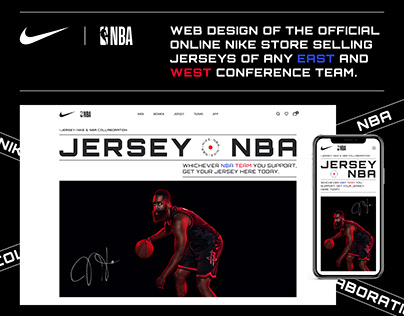 E-COMMERCE: NIKE & NBA COLLABORATION