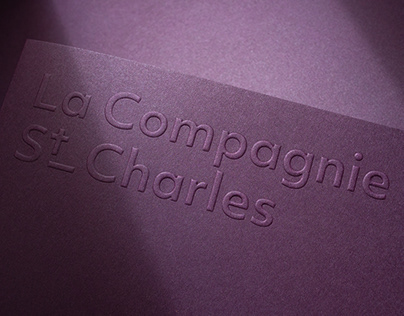 La Compagnie St-Charles - Image de marque