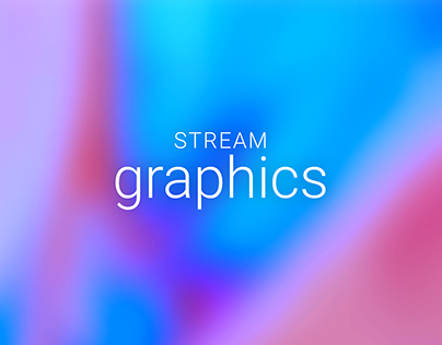 Stream packages / graphics