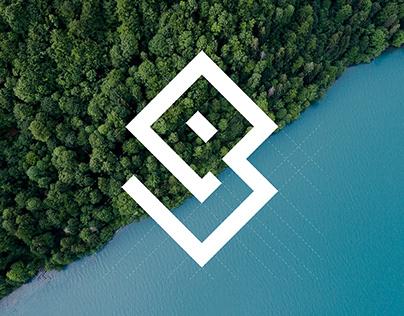 """G letter"" logotype concept"