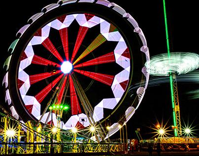 Ferris wheel movement