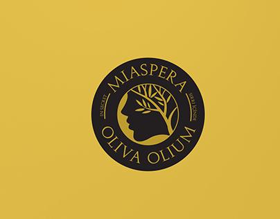 Miaspera Oliva Olium Brand Identity & Packaging