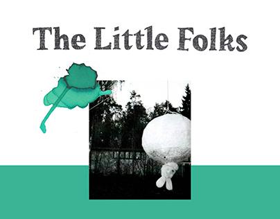 The Little Folks- albulm cover