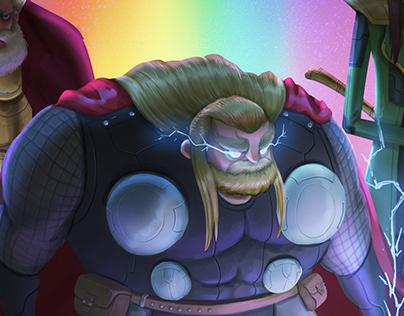 Ti-Ti-Thor-Thor