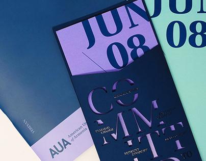 AUA Commencement Ceremony 2019 | Visual Identity