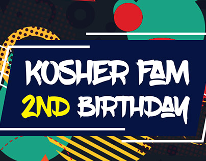 Kosher Fam Promo Video