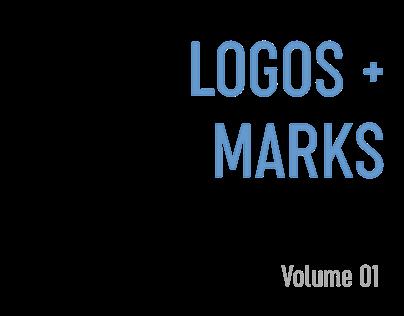 Logos + Marks Vol.01
