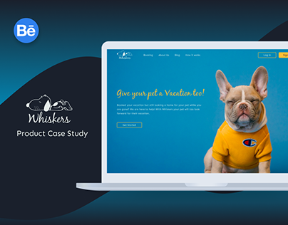 Whiskers- UX Case Study
