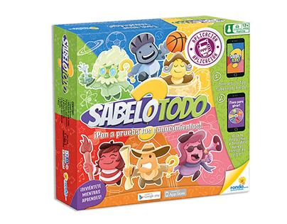 Sabelotodo - Board game