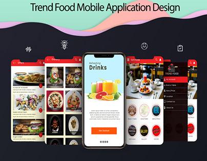 Ui UX Mobile App Design