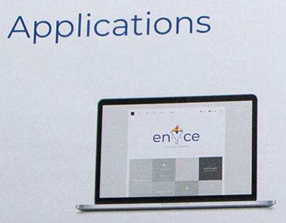 ENYCE BRAND IDENTITY GUIDELINES