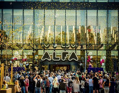Alfa Shopping Centre