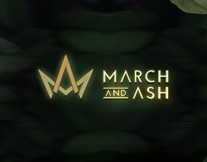 March and Ash - Brand Identity