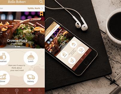 Oulu Restaurant App