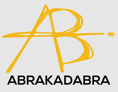 Abrakadabra Clothing Brand Design