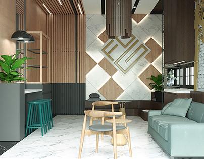 FCG Interior Design and Contractor Re-Brand