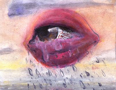 Eyecloud Sketch