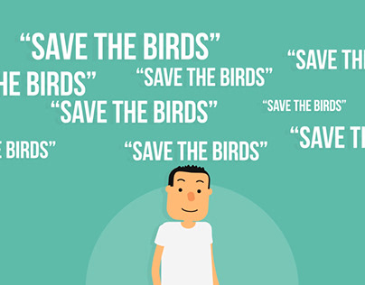 The Loud Speaker ''Save The Birds''