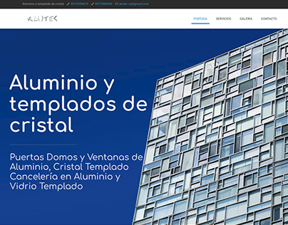 ALUTEC Website
