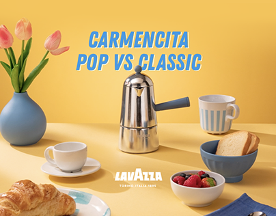 Carmencita Pop Vs Classic | Lavazza | We Are Social