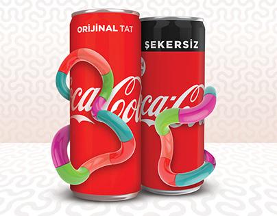 Coca-Cola, Efsane Tangle Geri Döndü!
