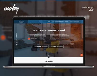 Licitor Webdesign