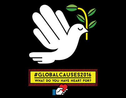 FACEBOOK x DXTR / Global Causes 2016