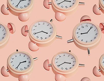 Wake Me Up! Pattern Design