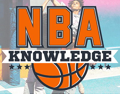 Logo for NBA Knowledge Youtube Channel