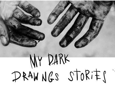 Dark drawings stories