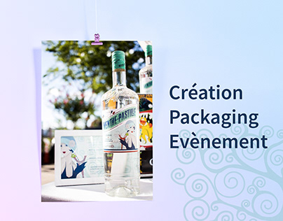 Packaging - Giffard / Menthe Pastille