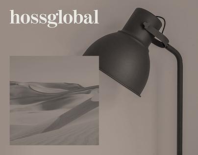 Hossglobal | Branding
