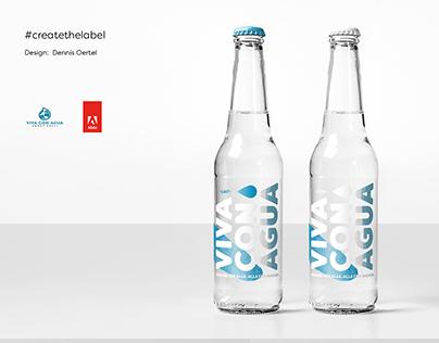 #createthelabel Viva Con Agua / Adobe