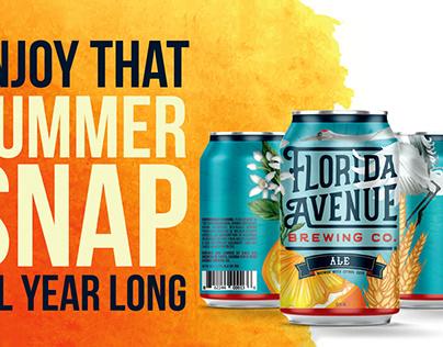 Florida Avenue Brewing Company - Ale Redesign