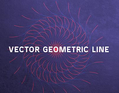 Vector Geometric Line