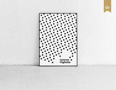 Personal Brand Identity — Lorenzo Miglietta (2016/2019)