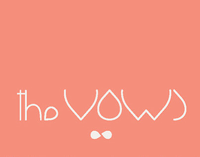 The Vows - Branding