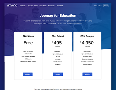 Joomag for Education