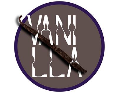 VANILLA font / typeface