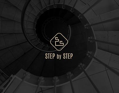 Step by Step - rebranding: logo, WWW, poligrafia