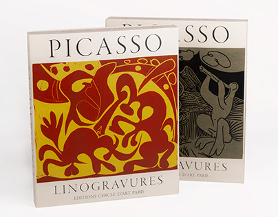 Pablo Picasso Linogravures