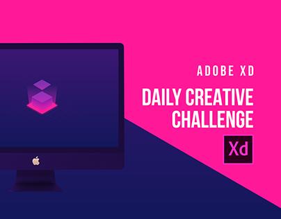 Adobe XD Daily Creative Challenge   Voice Command