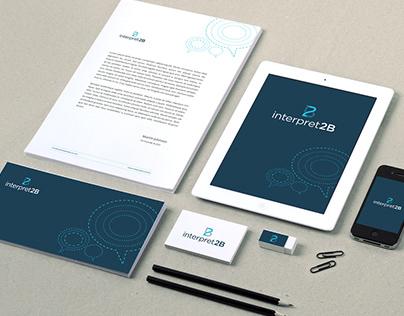 Identidade Visual - Interpret2B