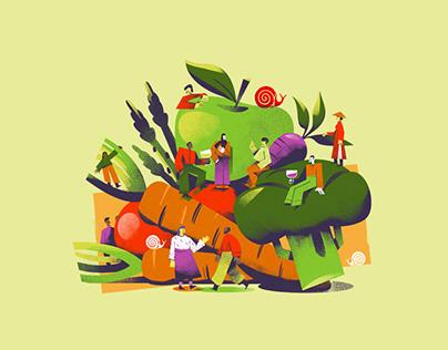Slow Food Calendar