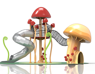 Mushroom Playground