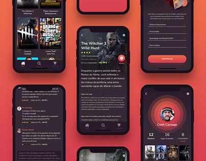 App Games & Hardware Sharing - Framerate