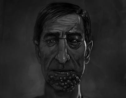 Damned Portrait